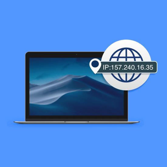 Cómo encontrar su dirección IP en Mac