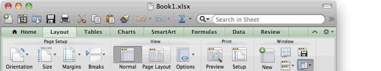 Cara Membekukan Baris di Excel Mac