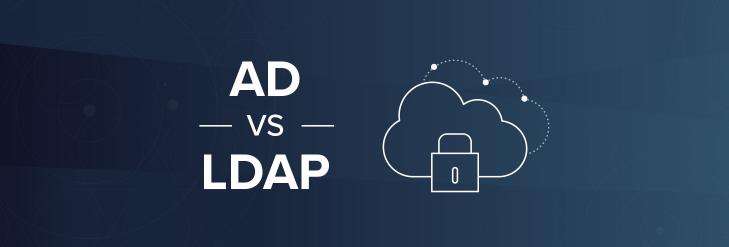La diferencia entre Active Directory y LDAP