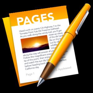 Abra el archivo de formato .Pages en Windows y Microsoft Word