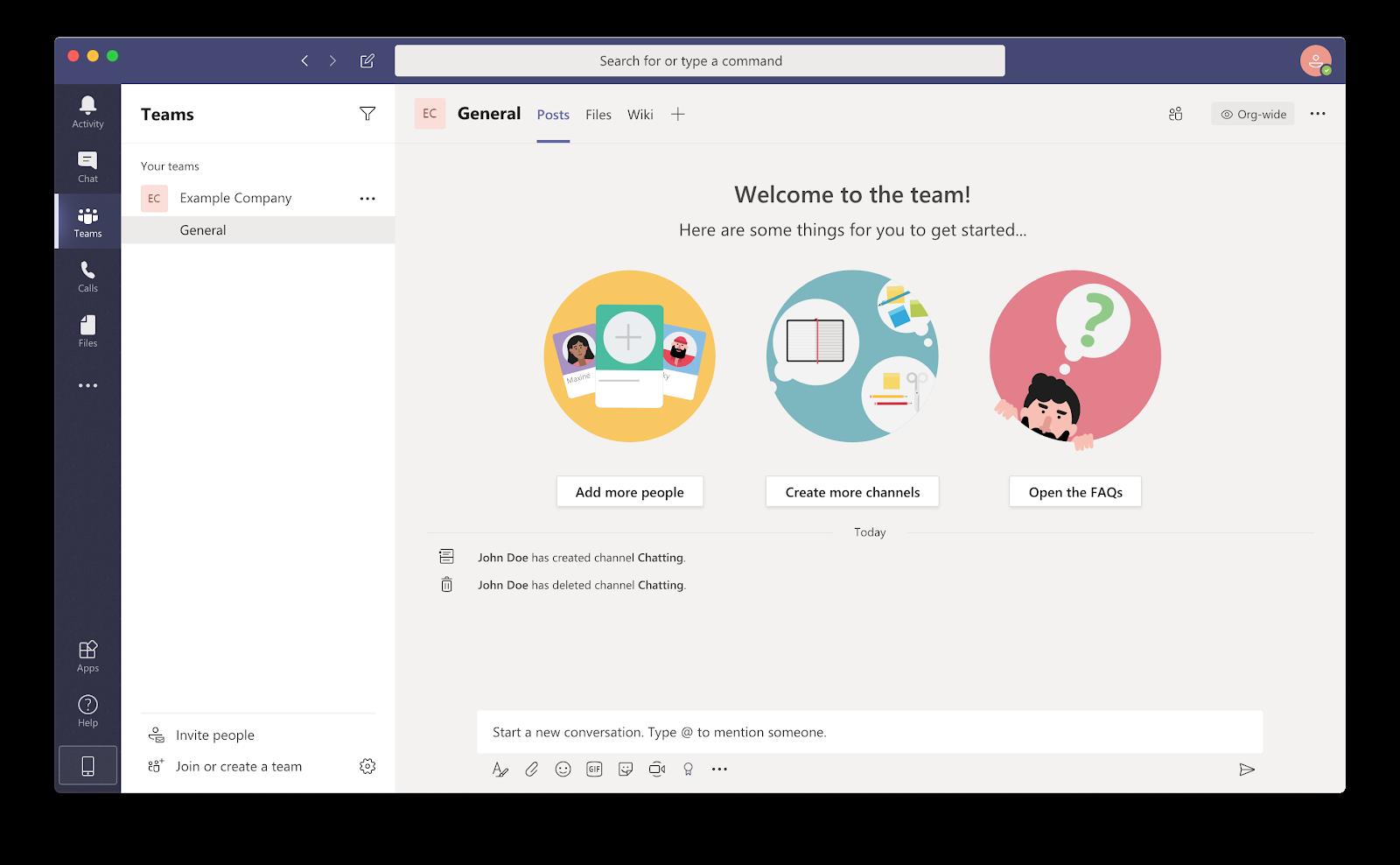 Jak skonfigurować usługę Microsoft Teams