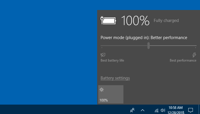 Cara Memperbaiki Ikon Baterai yang Hilang atau Berwarna Abu-abu di Windows 10