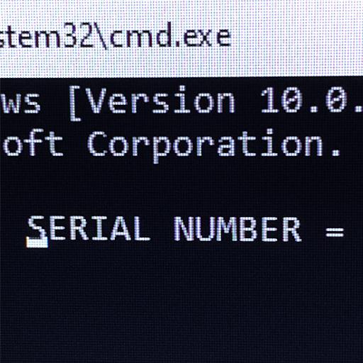 Cómo encontrar el número de serie de su PC con Windows mediante el símbolo del sistema