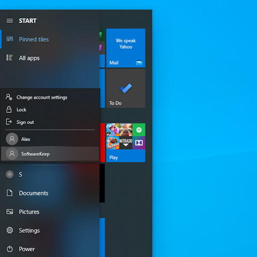 Ingen switchbrugerindstilling i Windows 10 [Fixed]