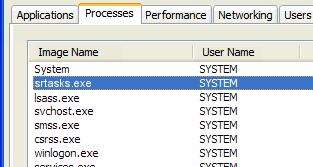 کیا srtasks.exe ہے اور مجھے اسے حذف کرنا چاہئے؟
