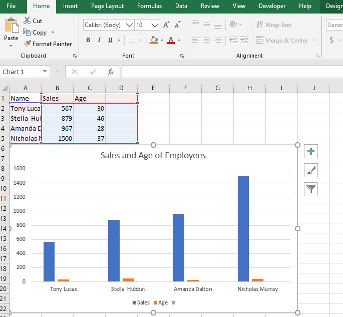 Bagaimana Menyimpan Grafik Excel sebagai Gambar