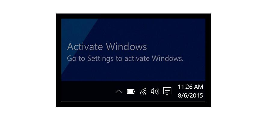 [ACTUALIZADO] Cómo deshacerse de la marca de agua 'Activar Windows