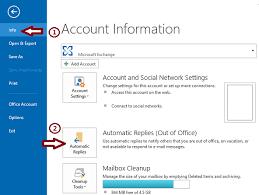 Kā iestatīt automātiskās atbildes programmā Microsoft Outlook