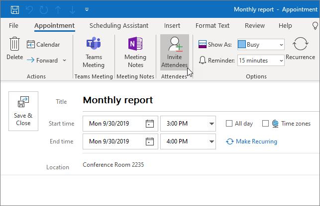 مائیکرو سافٹ آؤٹ لک میں اپنے کیلنڈر اور روابط کا نظم کیسے کریں