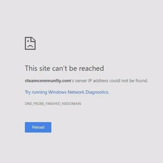 Cómo corregir el error No se pudo encontrar la dirección DNS del servidor en Google Chrome